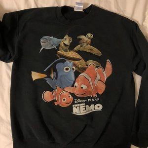 Finding Nemo crew neck